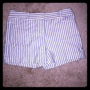 Express Striped Shorts-NWT Size 2
